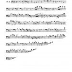 Manna, 12 Studies for Trombone-p04-1