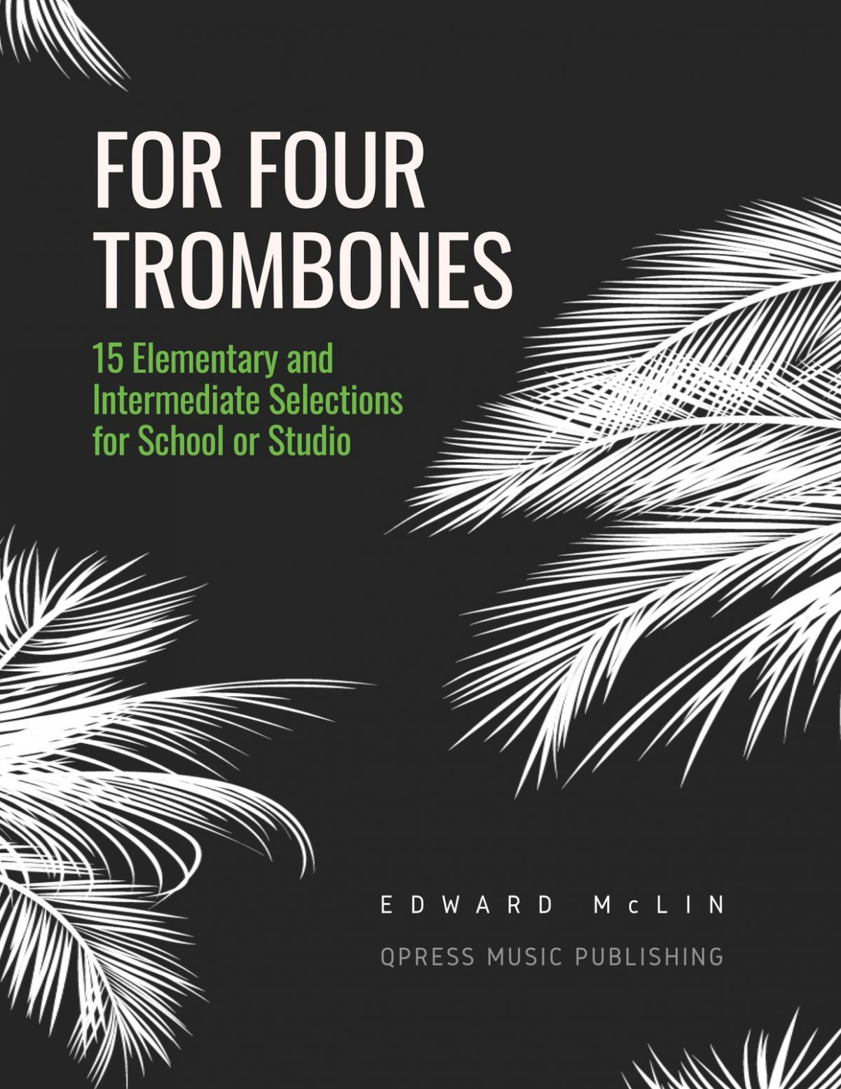 McLin, Trombone Ensemble Folio-p01