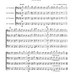 McLin, Trombone Ensemble Folio-p04