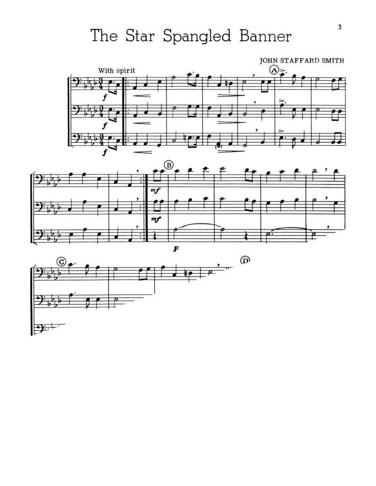 Trombone Trio Album
