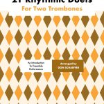 Schaeffer, 21 Rhythmic Duets for Trombone-p01