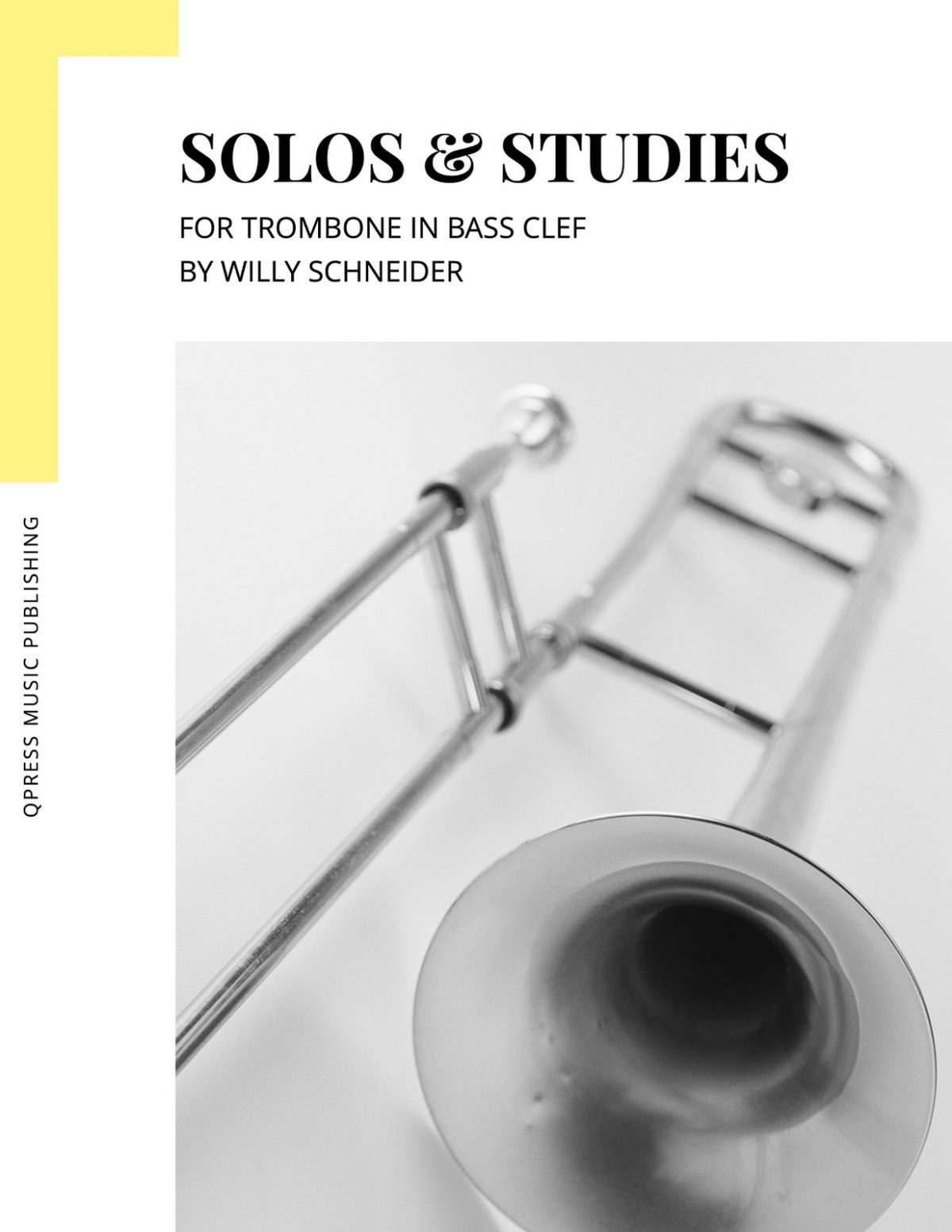 Schneider, Solos & Studies for Trombone-p01