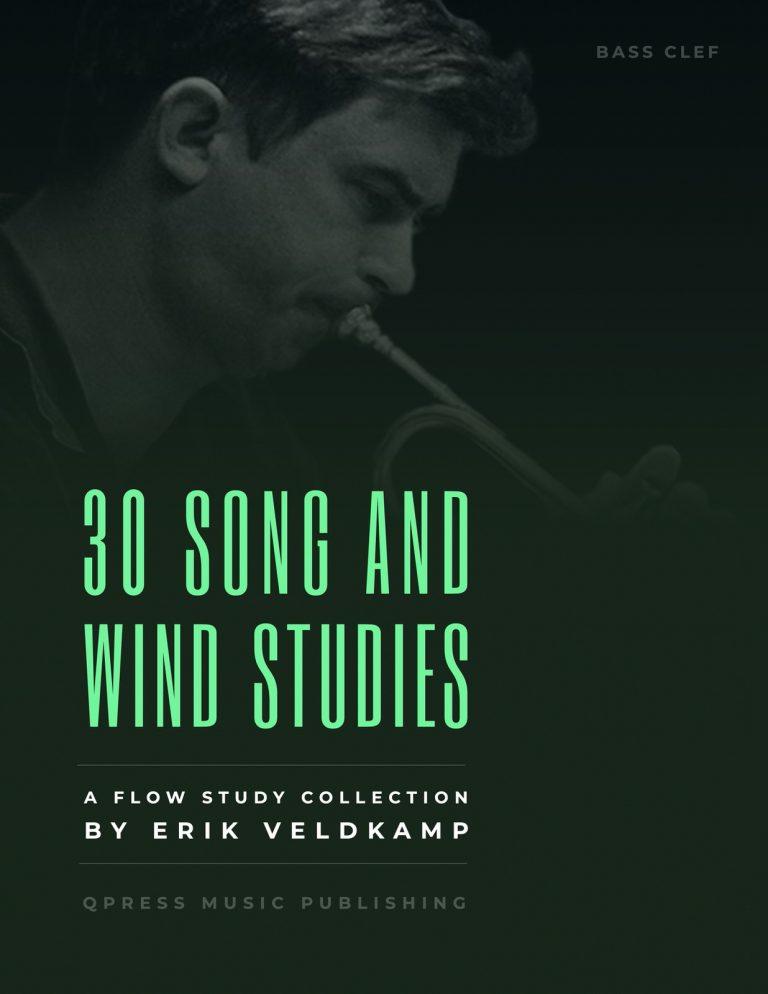 30 Song & Wind Studies for Trombone
