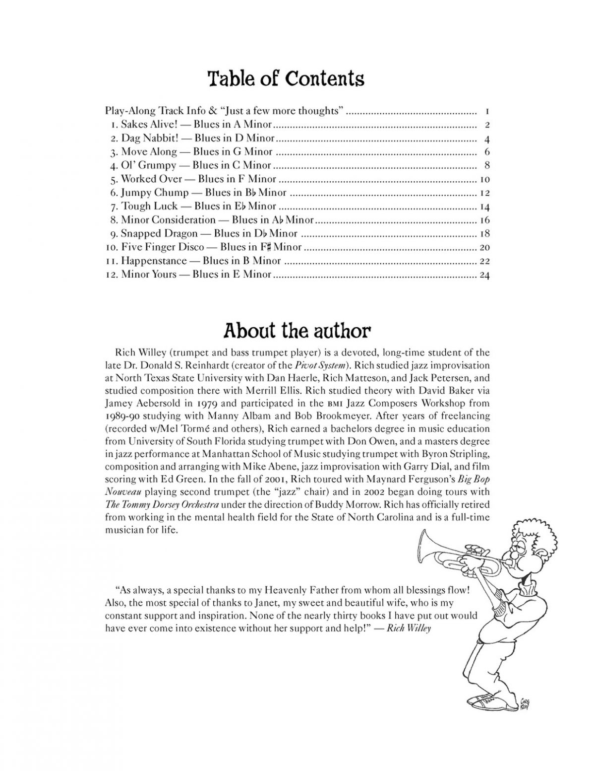 Willey, Improv Speed Builders Volume 3-p03