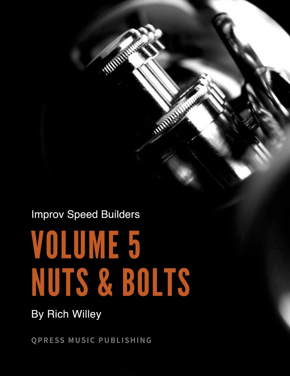 Willey, Improv Speed Builders Volume 5-p01