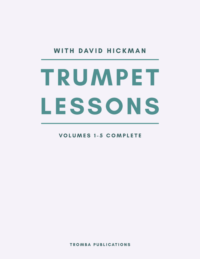 Trumpet Lessons with David Hickman