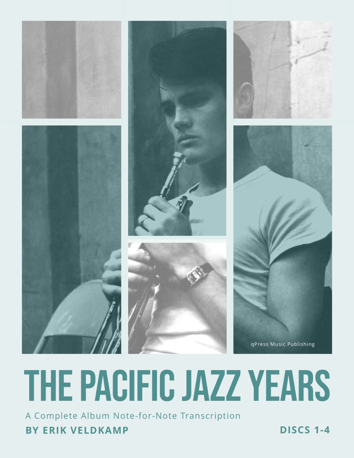 Pacific Jazz Years Featured