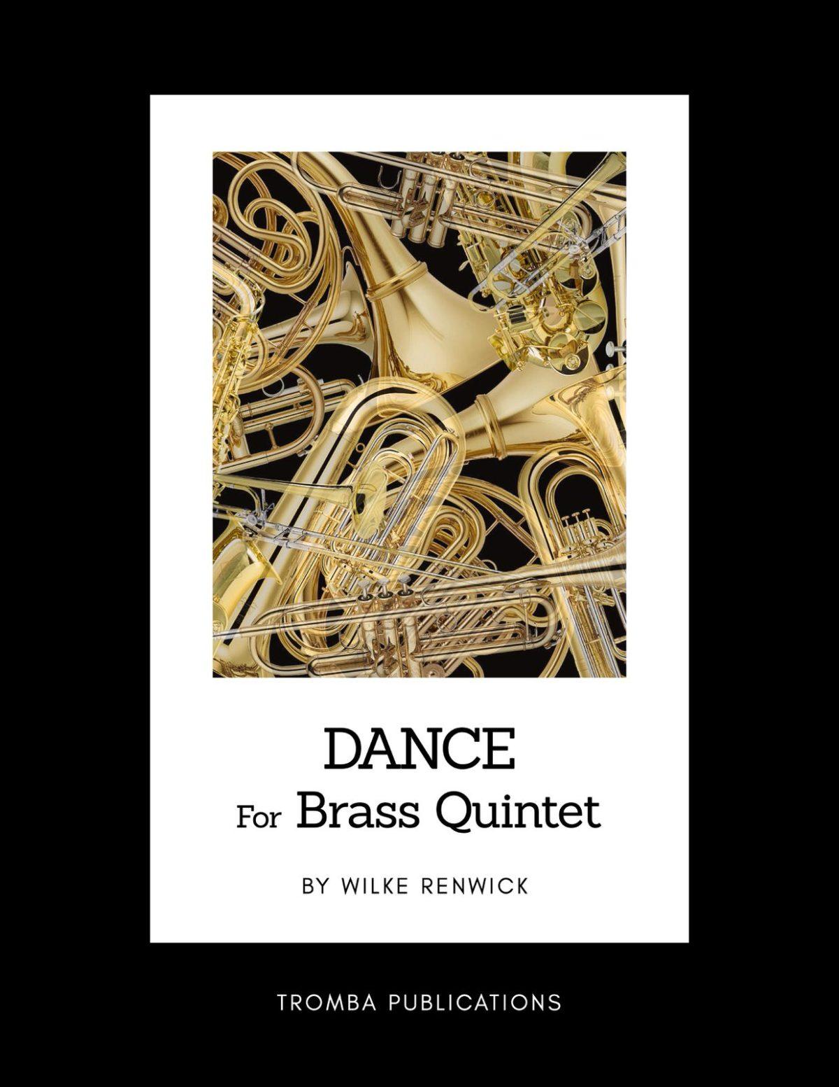 Renwick, Dance for Brass Quintet-p01