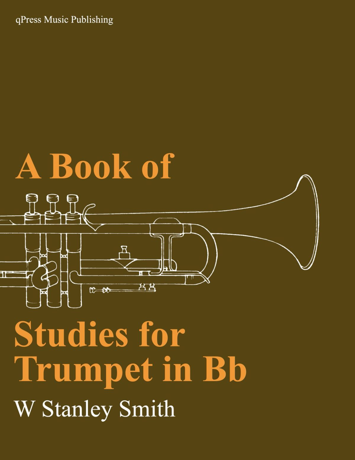 Smith, A Book of Studies for Trumpet in b flat-p01