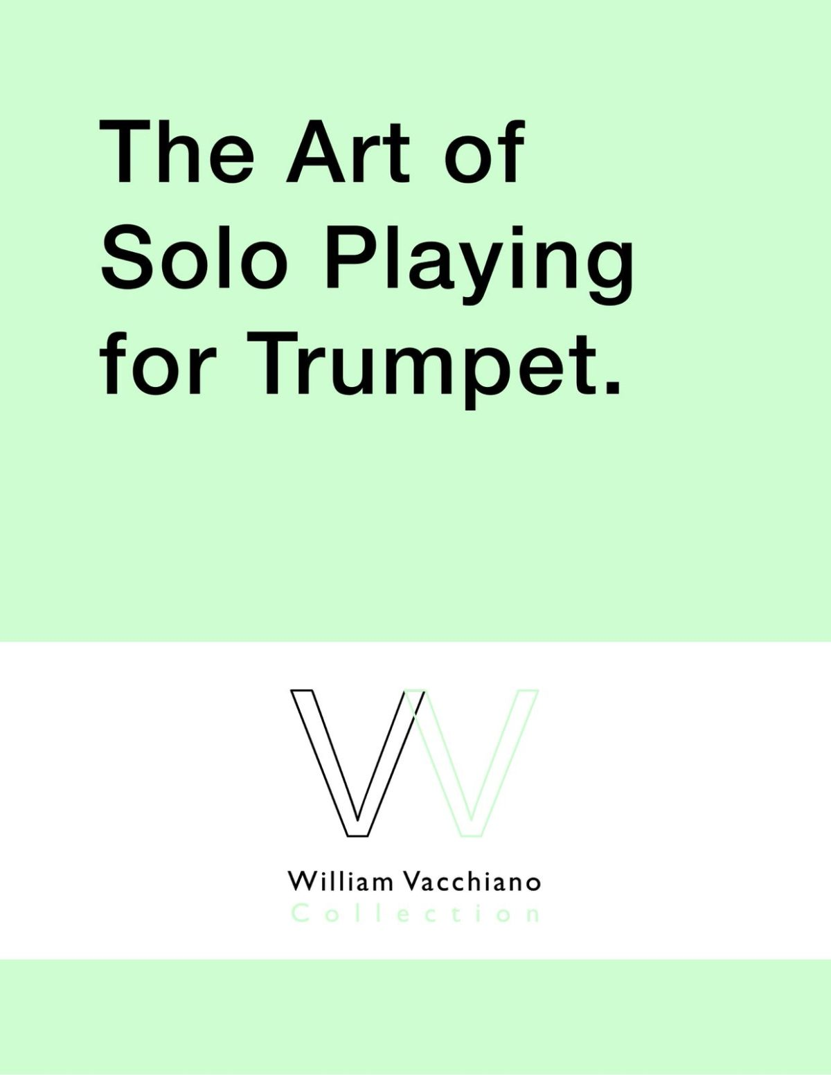 Vacchiano, The Art of Solo Playing for Trumpet-p01