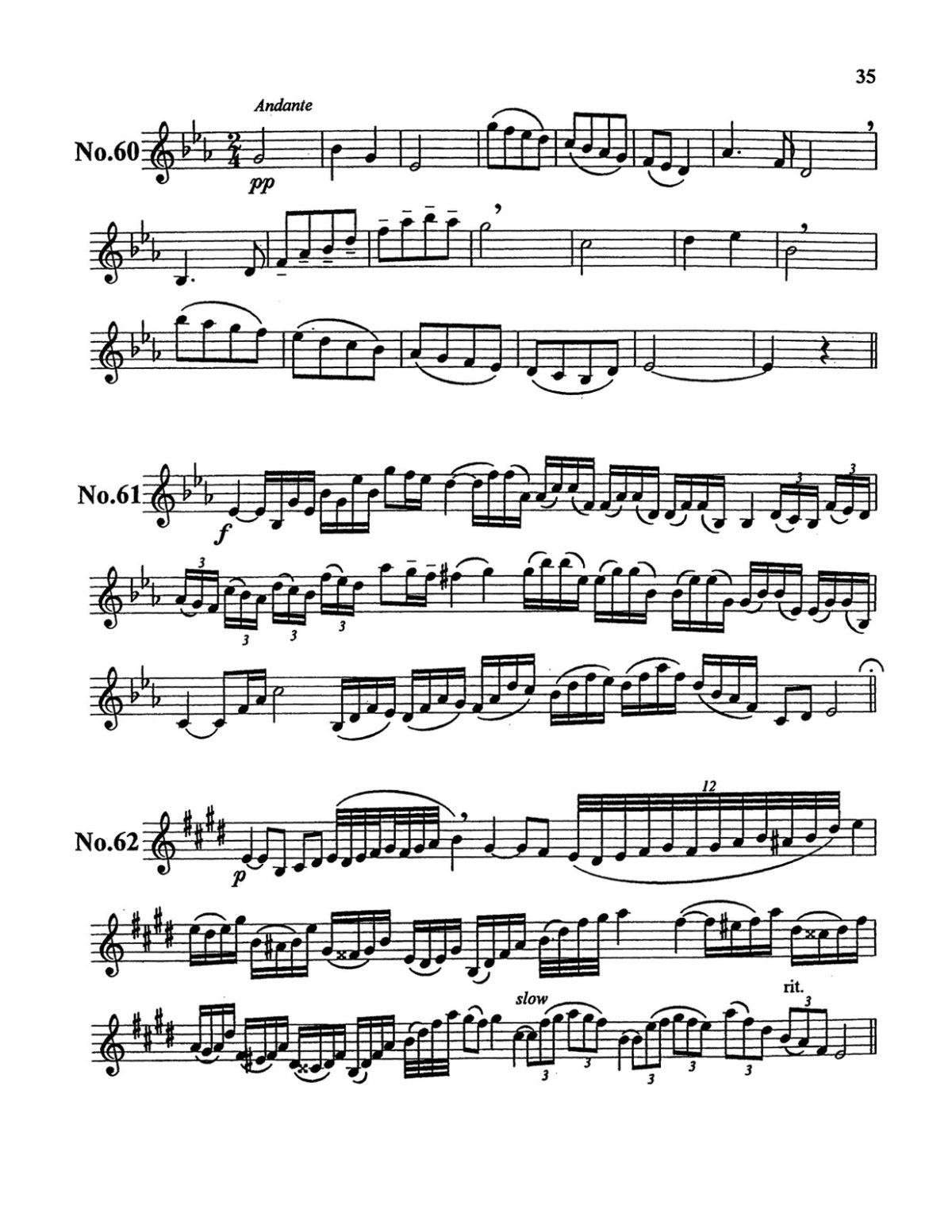 Vacchiano, The Art of Solo Playing for Trumpet-p41