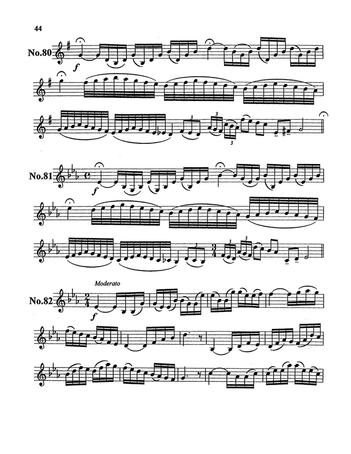 Vacchiano, The Art of Solo Playing for Trumpet-p52