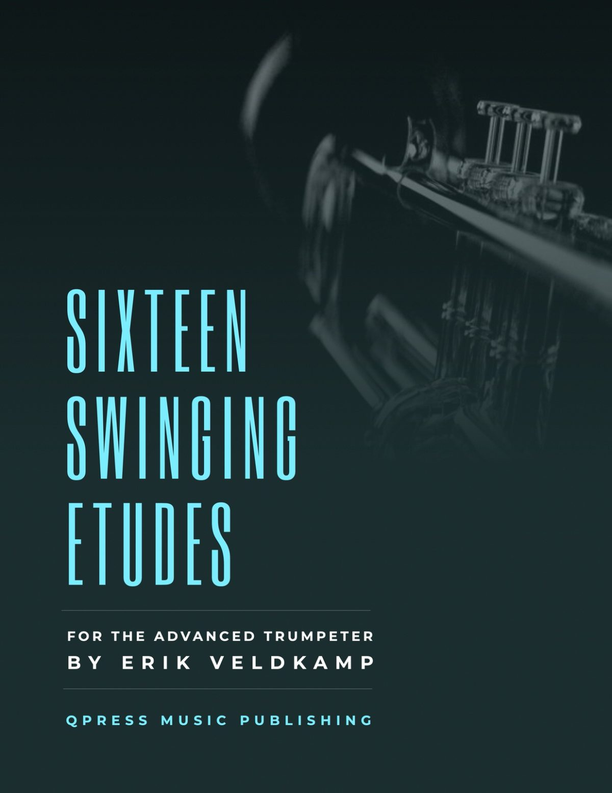 Veldkamp, 16 Swinging Etudes (for the advanced trumpet player)-p01