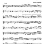 Veldkamp, 16 Swinging Etudes (for the advanced trumpet player)-p02