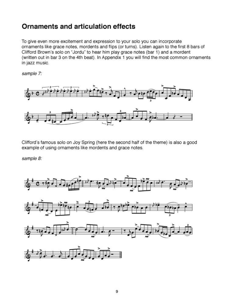 The Jazz Articulation Big Book