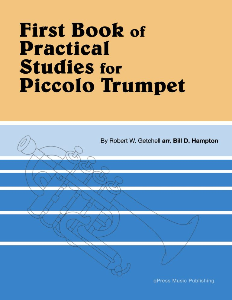 First Book of Practical Studies for Piccolo Trumpet