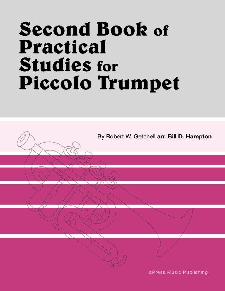 Second Book of Practical Studies for Piccolo Trumpet