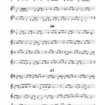 Getchell, Second Book of Practical Studies for Piccolo Trumpet-p07