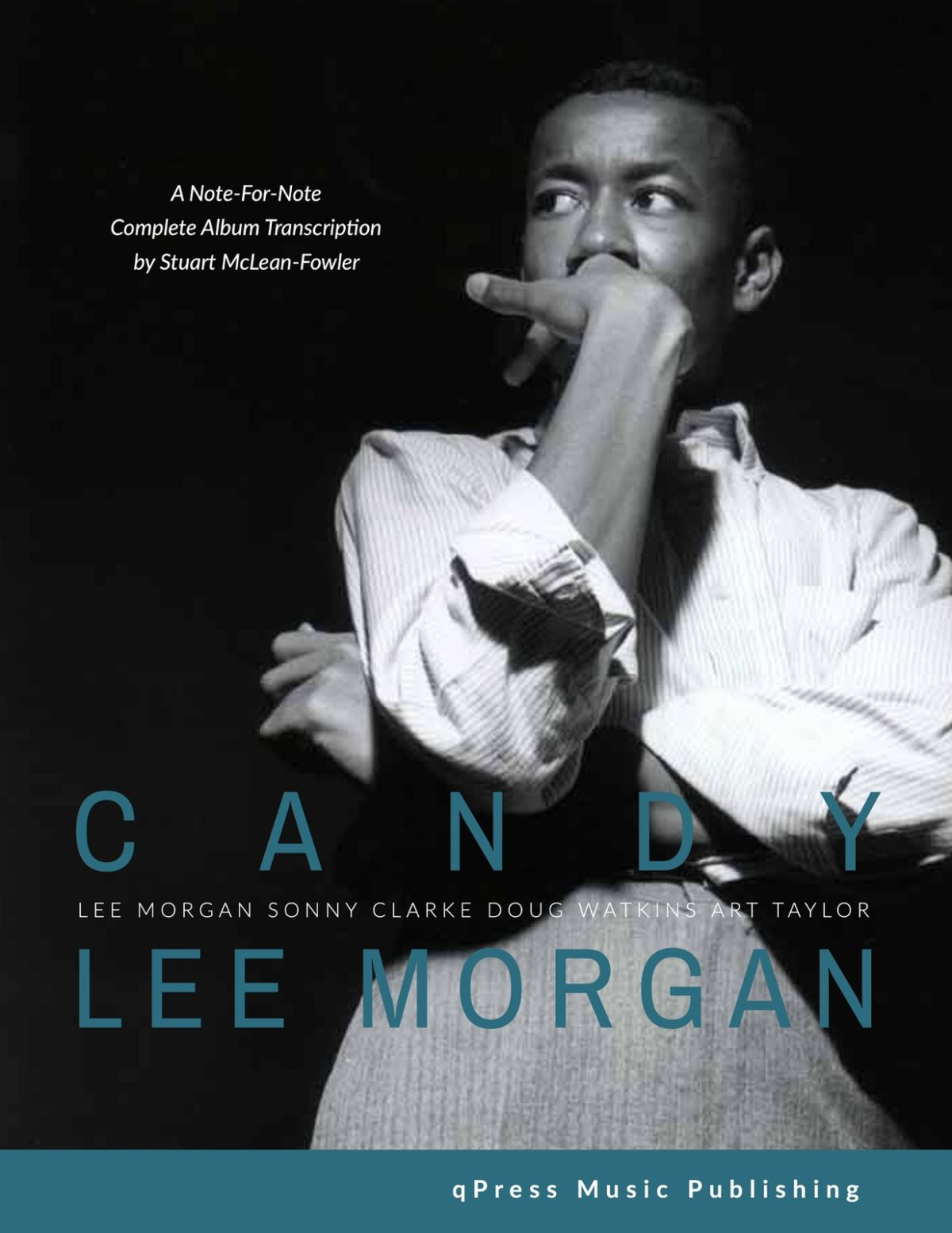 Morgan, Candy Complete Album Transcription-p01
