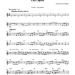 Morgan, City Lights Complete Album Transcription-p07