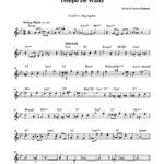 Morgan, City Lights Complete Album Transcription-p13