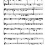 Piccolo Trumpet Duets, Etudes, Excerpts-p28