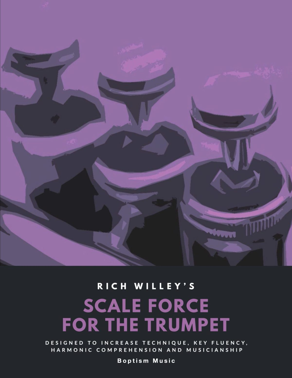 Willey, Scale Force for Trumpet-p01