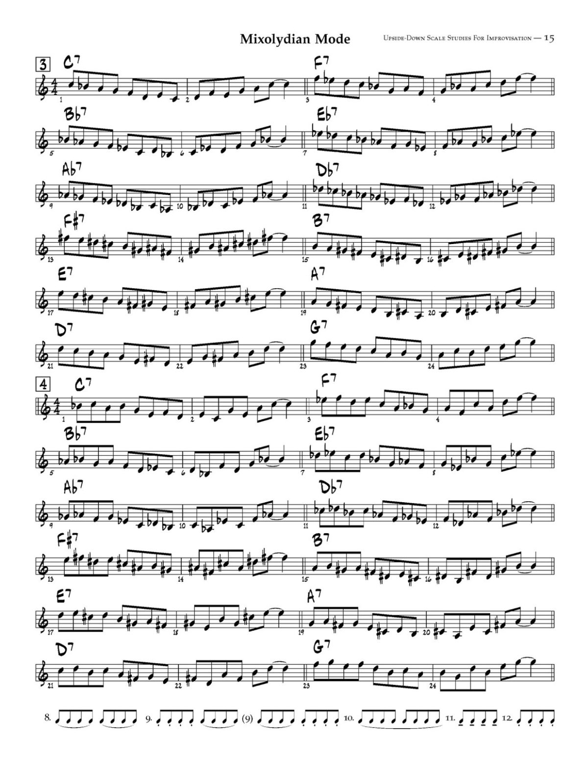 Willey, Upside Down Scale Studies for Improv-p21