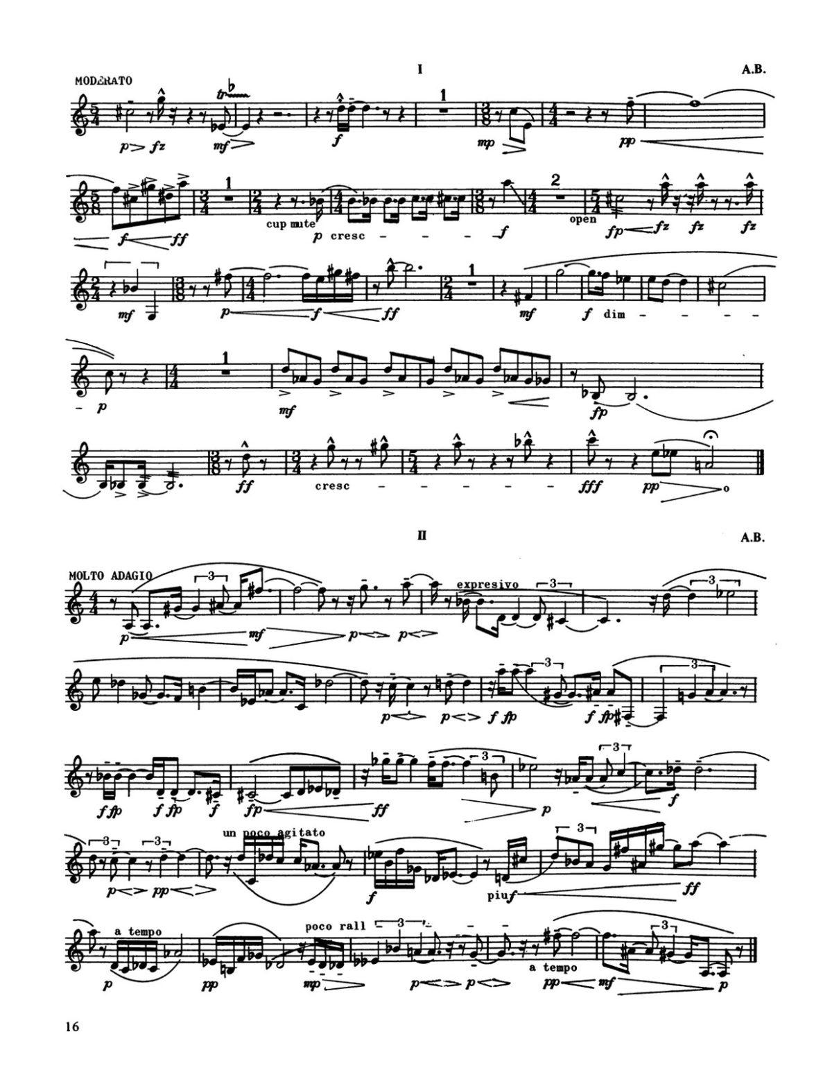 Blatter, Zonn, ann. Hickman Contemporary Trumpet Studies-p20