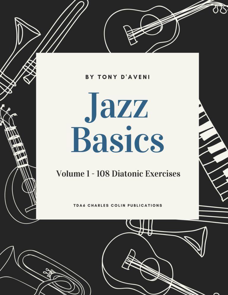 "Jazz Basics Vol.1 ""Diatonic Exercises"""