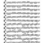D'Veni, Jazz Basics Vol.1 Diatonic Exercises-p07