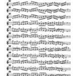 D'Veni, Jazz Basics Vol.1 Diatonic Exercises-p08