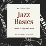 D'Veni, Jazz Basics Vol.2 Approach Notes-p01