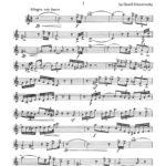 Ginetsinsky, Etudes for Trumpet-p03