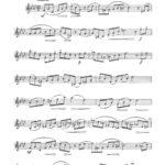 Ginetsinsky, Etudes for Trumpet-p11