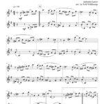 Lauro, 16 Venezuelan Waltzes for Two Trumpets-p18