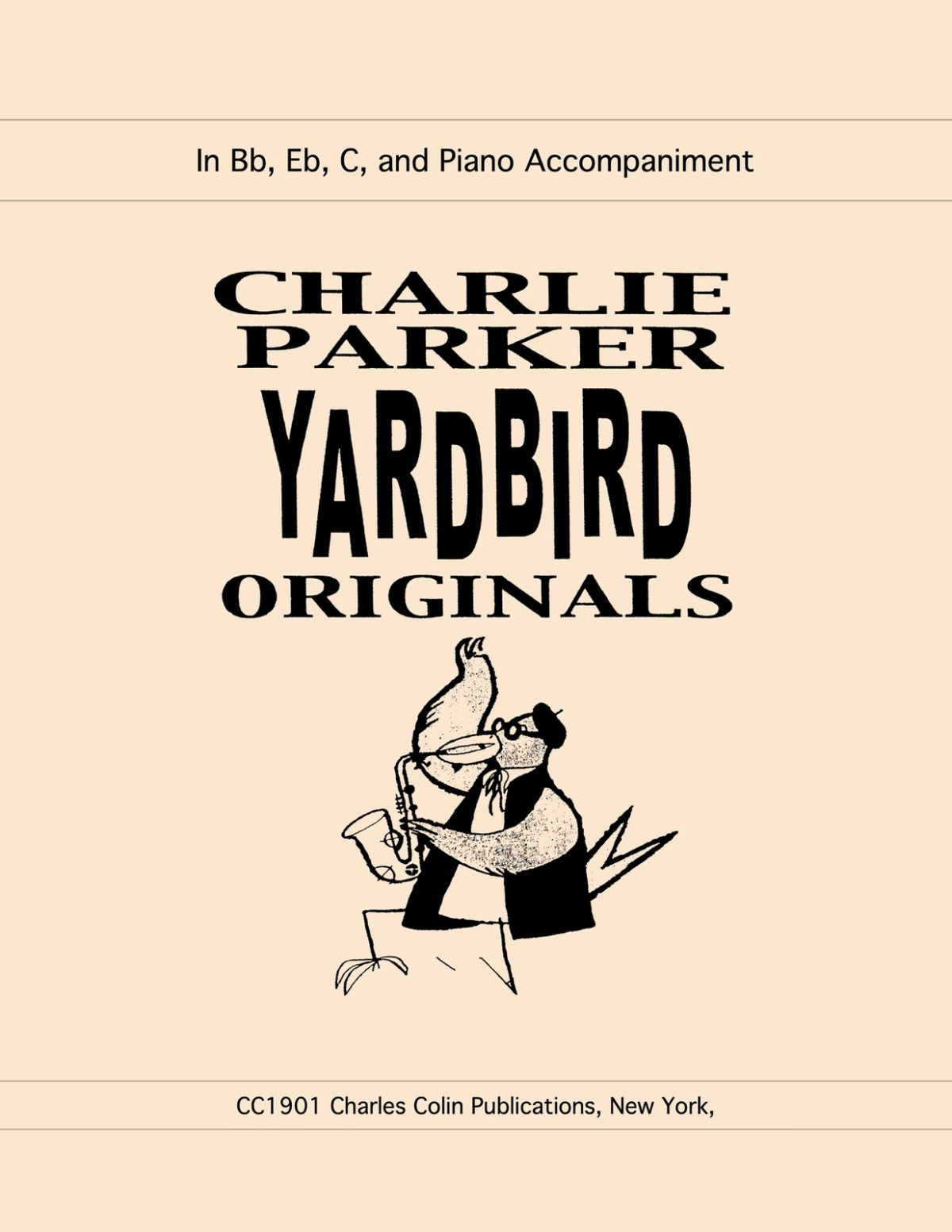 Parker, Yardbird Originals-p01