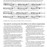 Willey, Jazz Improv Handbook Complete (Bass Clef)-p005