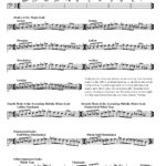 Willey, Jazz Improv Handbook Complete (Bass Clef)-p010
