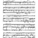 Antufeyev, Boris, Variations for Trumpet and Piano-p07