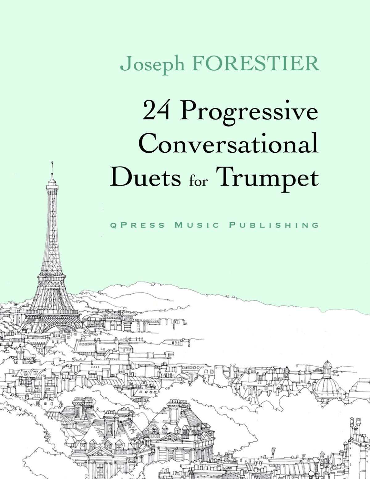 Forestier, 24 Progressive Conversational Duets for Trumpet-p01