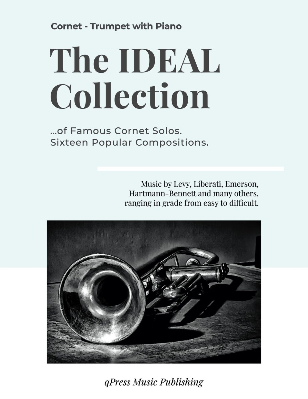 Various, Ideal Collection of Famous Cornet Solos-p001