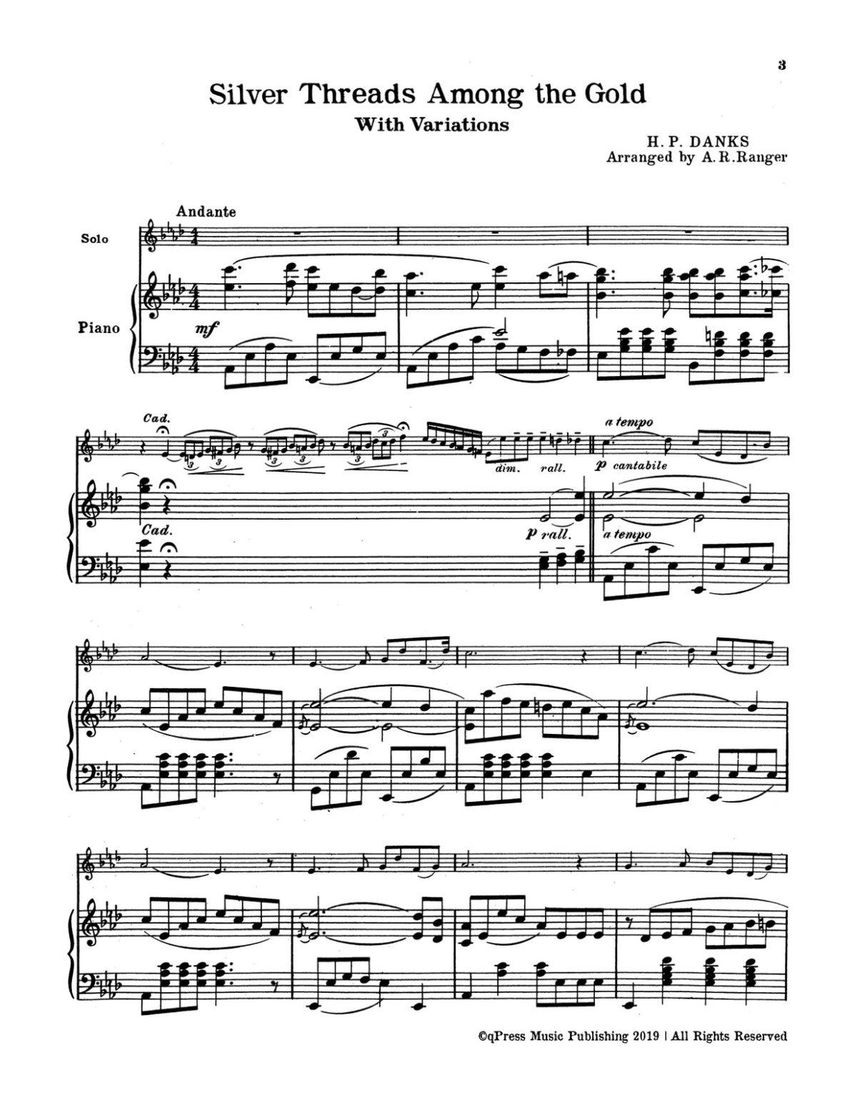 Various, The Cornetist's Joy (Part & Score)