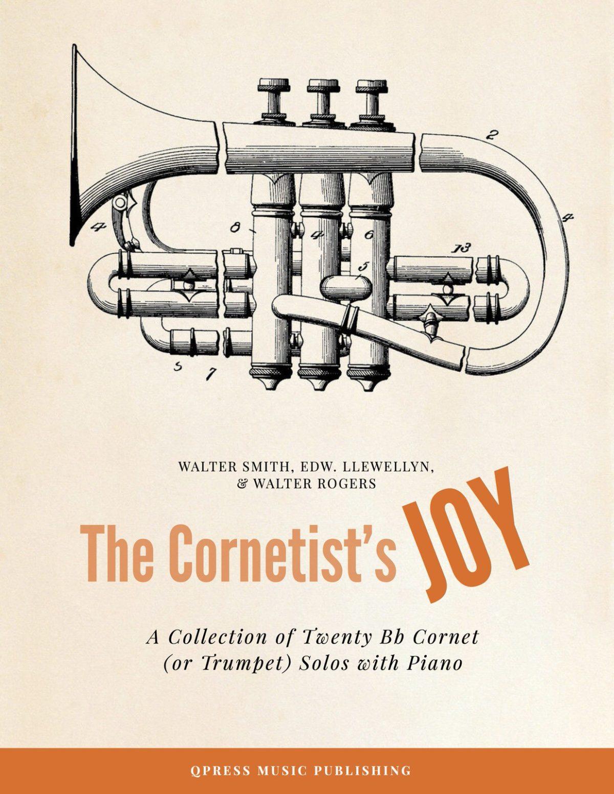 Various, The Cornetist's Joy (Part & Score)-p001