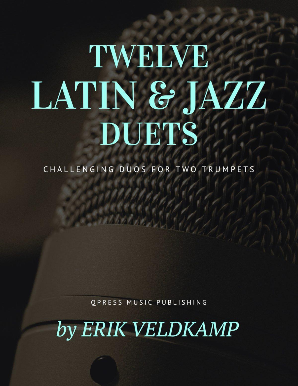 Veldkamp, 12 Challenging Latin & Jazz Duets-p01
