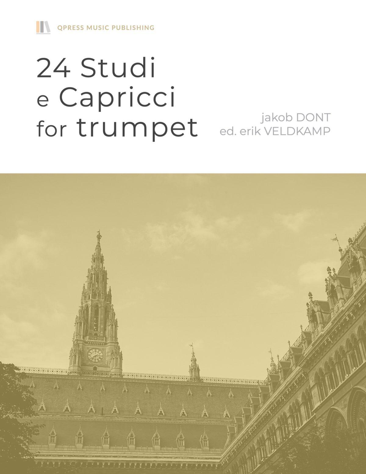Veldkamp-Dont, 24 Studi e Capricci-p01