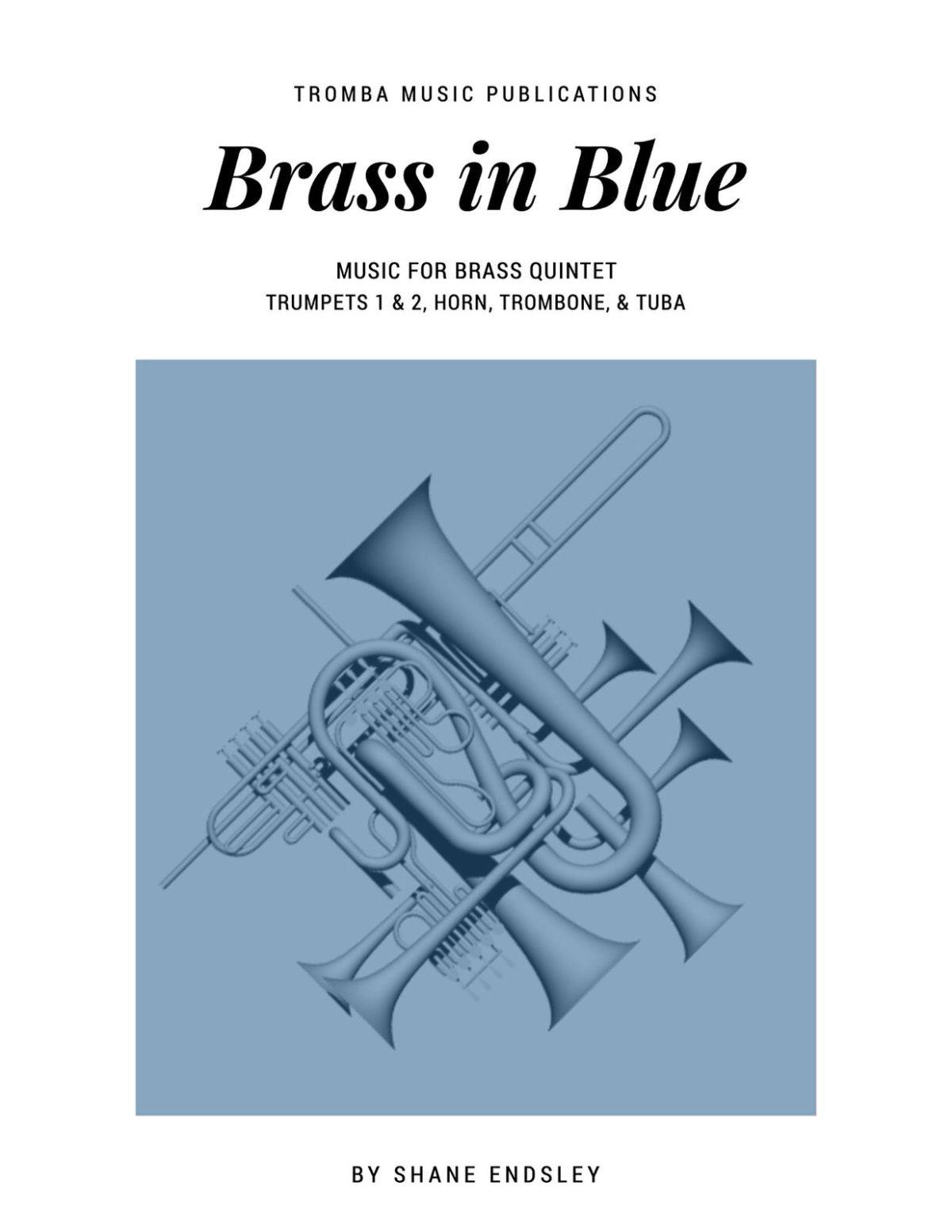 Endsley, Brass in Blue-p01