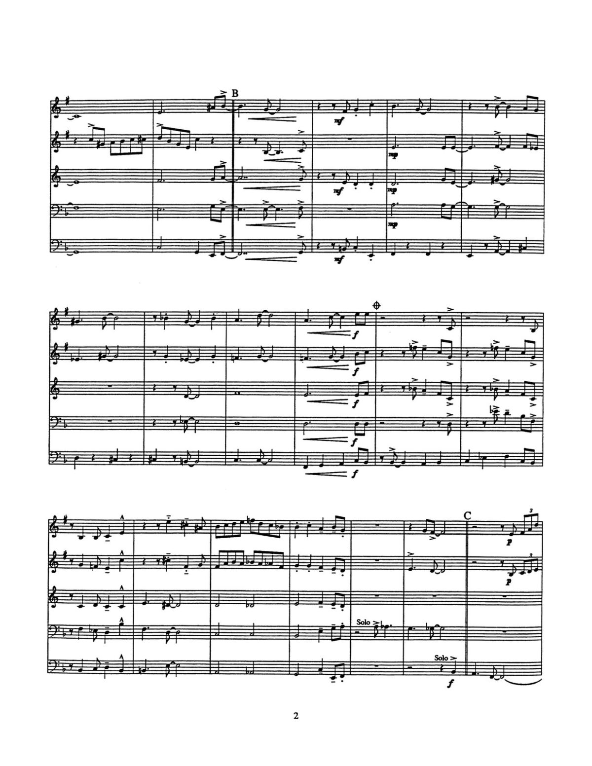 Endsley, Brass in Blue-p14