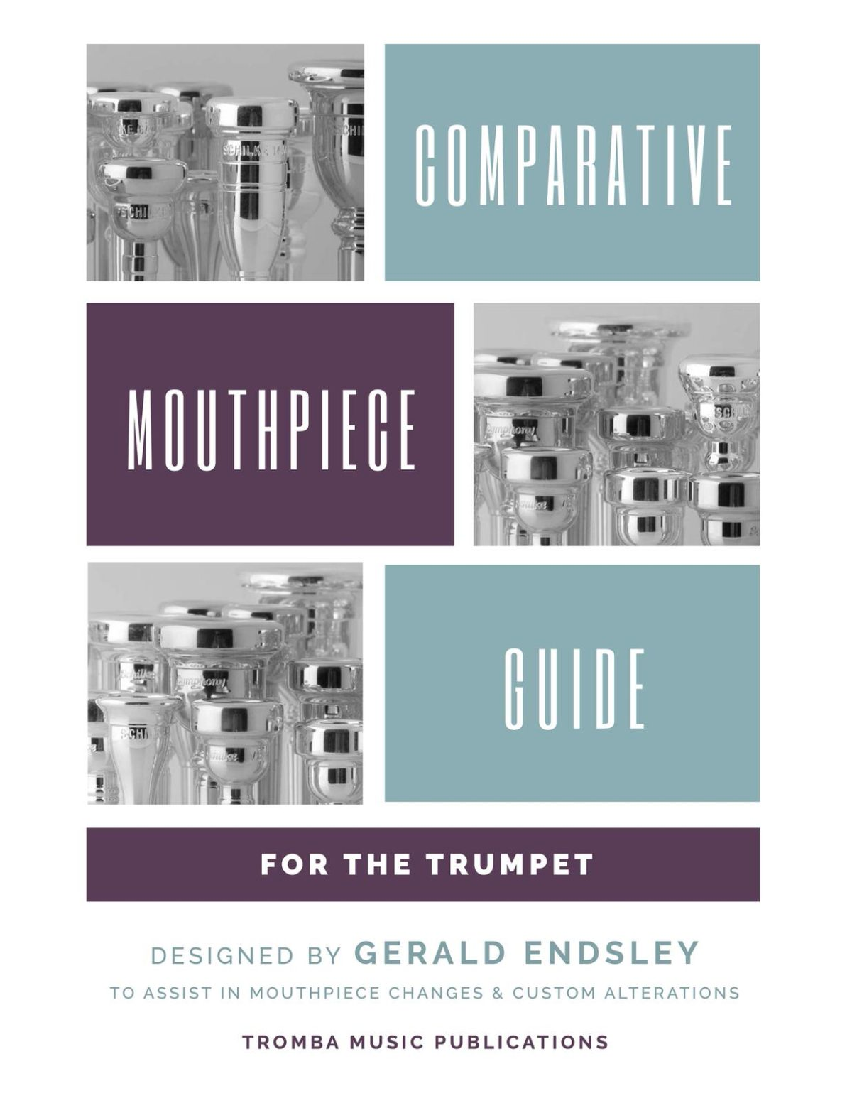 Endsley, Comparative Mouthpiece Guide for Trumpet-p01