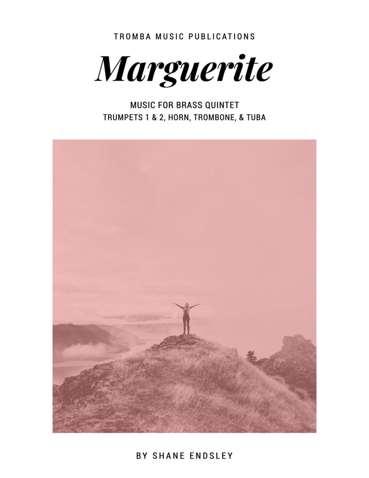 Endsley, Marguerite for Brass Quintet-p01